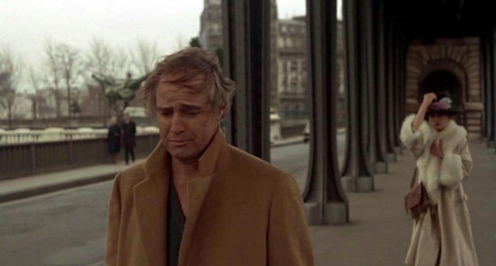 Последнее танго в Париже / Ultimo Tango A Parigi (1972 Бернардо Бертолуччи)