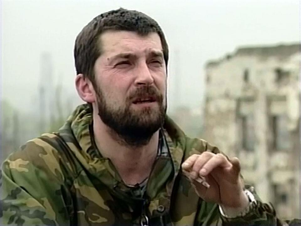 Как я поехал на войну в Чечню (2001 Владимир Виноградов)