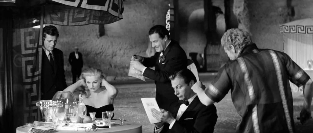 Сладкая жизнь / La Dolce Vita (1959 Федерико Феллини)