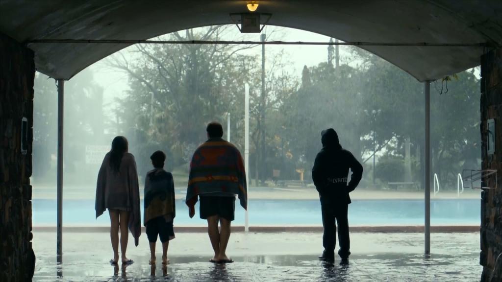 Дождь навсегда / Tanta agua