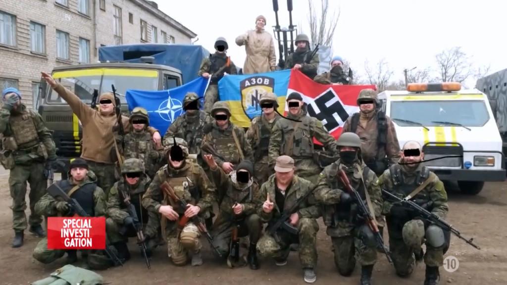 Украина, маски революции