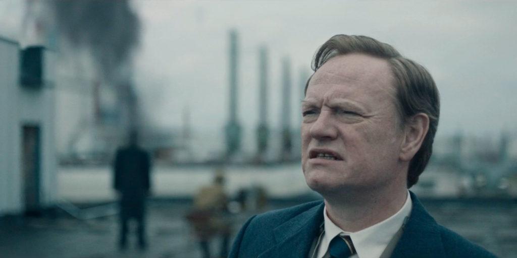 Кадр из фильма Чернобыль 2019