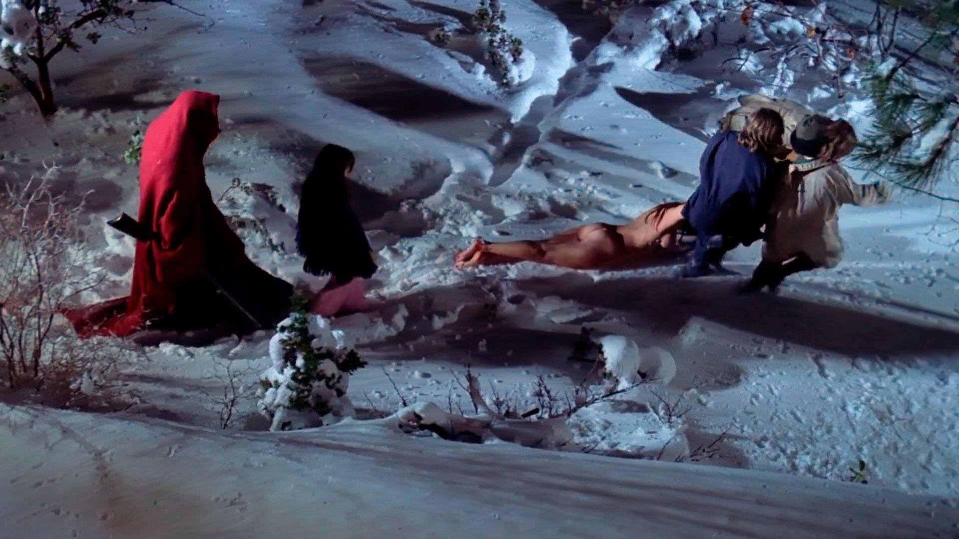 Дьявол отсчитал пять / Devil Times Five / Peopletoys / The Horrible House On The Hill (1974 Шон МакГрегор, Дэвид Шелдон)