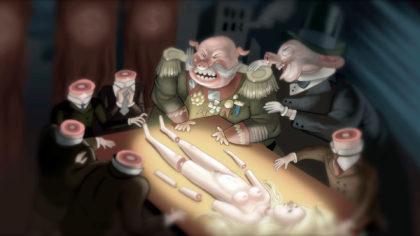 Поросёнок-фермер / Свинья фермер / The Pig Farmer (2010 Ник Кросс)